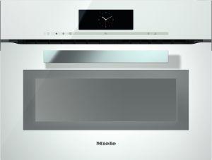Einbau-Backofen mit Mikrowelle H6800 BM – Brillantweiß- Aktivküchengerät