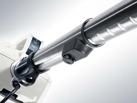Edelstahl-Teleskoprohr